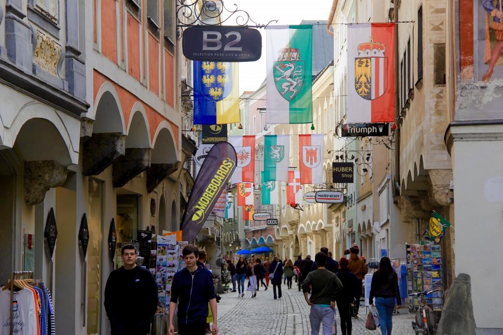 steyr streets