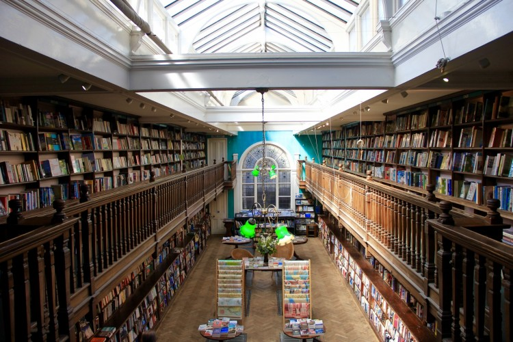 Daunt Books London Post
