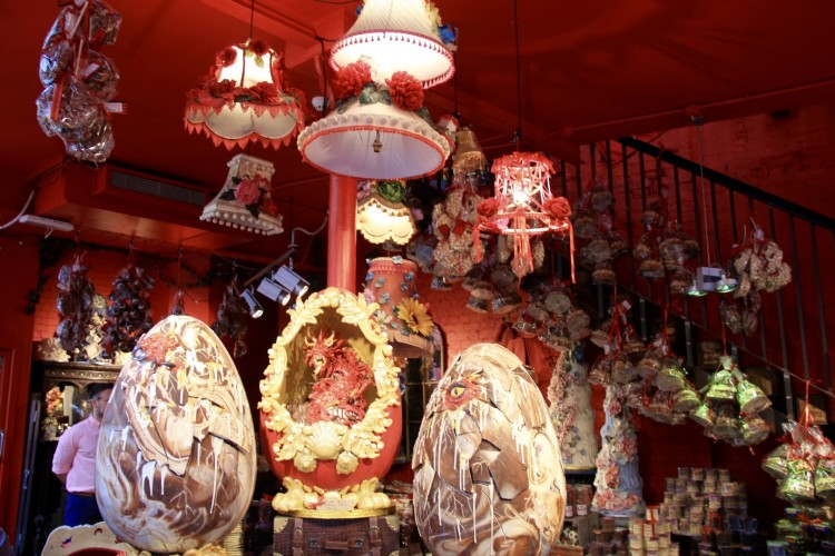 Choccywoccydoodah London Post