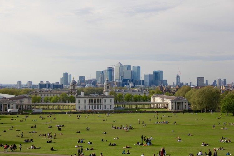 Greenwich Park London Post