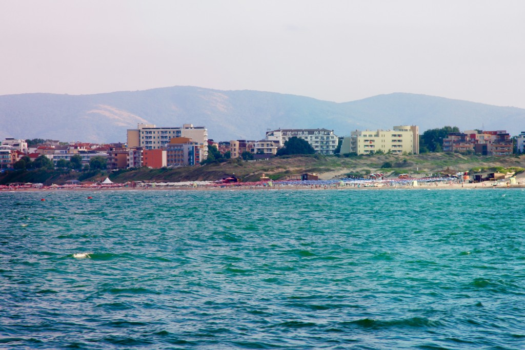 Primorsko Perla Beach
