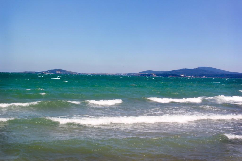 Burgas City Beach