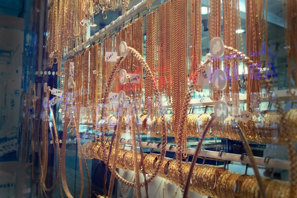 gold souks dubai